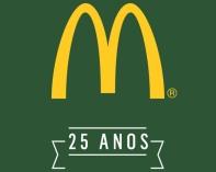 25º - Aniversário Mac Donald