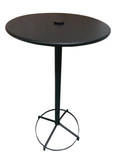 mesa bistro preta