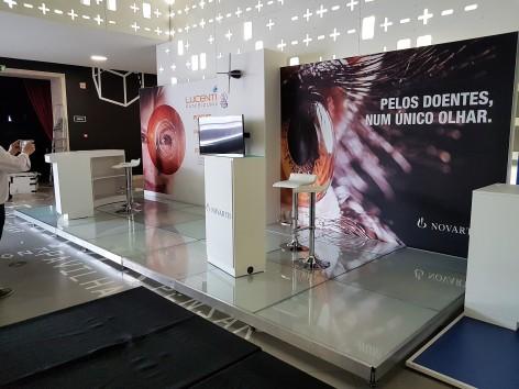 Novartis - Pavilhão do Conhecimento Lisboa